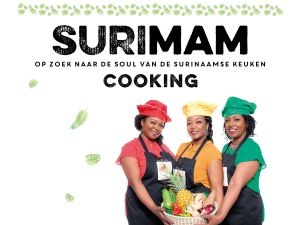 Surimam cooking - interview en review