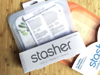 Review + winactie Stasher bag