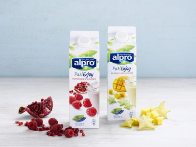 Review - Alpro Pur'Enjoy