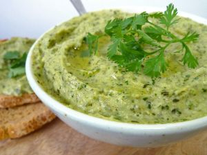 Baba ganoush van courgette
